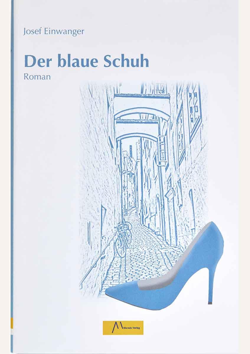 Der Blaue Schuh
